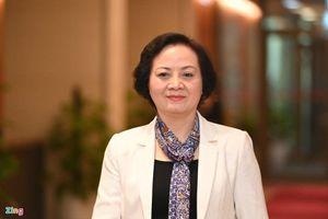 Tiểu sử nữ Bộ trưởng duy nhất trong 14 thành viên Chính phủ mới được Quốc hội phê chuẩn bổ nhiệm