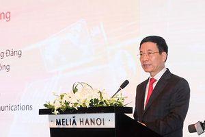 Bộ trưởng Nguyễn Mạnh Hùng: '5G là cơ hội để phát triển ngành công nghiệp ICT'