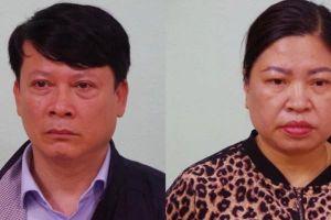 Bắt phó chánh văn phòng huyện ủy cùng thuộc cấp ở Hà Giang