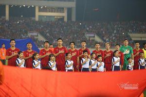 BXH FIFA tháng 4/2021: Việt Nam tiếp tục cho Thái Lan 'hít bụi'