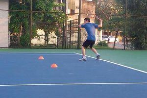 Đột tử trên sân tennis: Những ai không nên chơi môn thể thao này