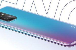 OPPO Reno5 Z 5G ra mắt: chip Dimensity 800U, giá 395 USD