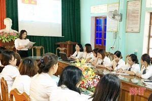 Đảng viên sôi nổi sinh hoạt chuyên đề về cố Tổng Bí thư Hà Huy Tập