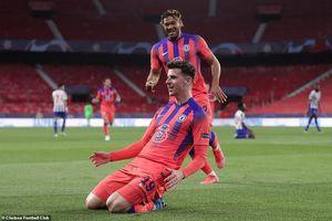 Hạ Porto 2-0, Chelsea đặt 1 chân vào bán kết Champions League