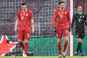 Bayern Munich chịu tổn thất sau trận thua Paris Saint-Germain
