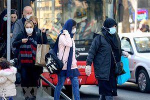Số ca mắc COVID-19 tại Iran gần chạm mốc 2 triệu ca