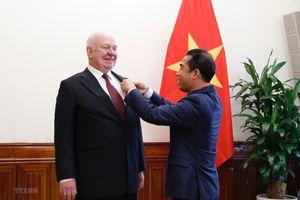 Đại sứ Nga ấn tượng sâu sắc về đất nước và con người Việt Nam