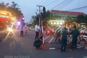 Bình Dương: Dỡ bỏ phong tỏa khu vực cách ly tại phường An Phú