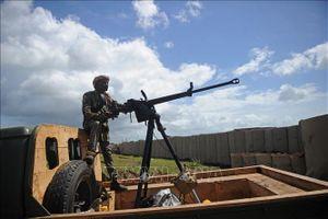 Quân đội Somalia triệt phá nhiều sào huyệt của phiến quân al-Shabaab