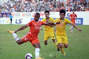 Hoàng Anh Gia Lai giành chiến thắng 2-0 trước SHB Đà Nẵng