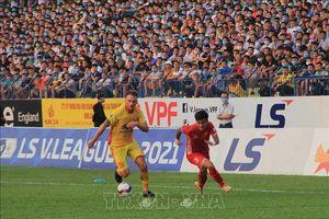 Đông Á Thanh Hóa thắng Hải Phòng với tỷ số 3-0