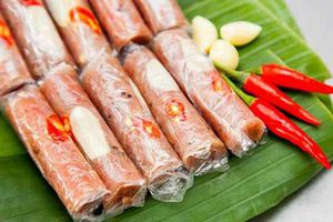 Những món ngon nhất định phải thử khi ghé thăm Thanh Hóa
