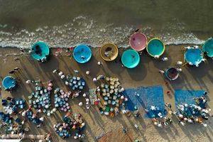 Khám phá vẻ đẹp thơ mộng của mũi Kê Gà, Bình Thuận