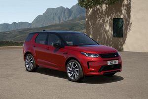 Bảng giá xe Land Rover tháng 4/2021: Thấp nhất 2,950 tỷ đồng