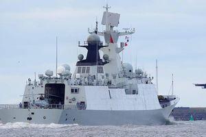 Tàu do thám Trung Quốc áp sát Đài Loan khi Đài Bắc chuẩn bị thử tên lửa