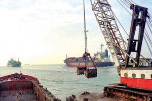 Sắp có quy định mới đấu thầu dự án xã hội hóa nạo vét cảng biển, đường thủy