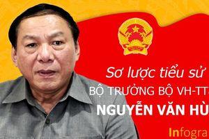 Infographic: Sơ lược tiểu sử Bộ trưởng VH-TT&DL Nguyễn Văn Hùng
