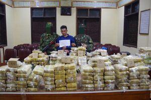 Toàn cảnh vụ bắt giữ ma túy 'khủng' ở Nghệ An