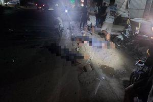 Tai nạn liên hoàn trên Quốc lộ 6 tại Sơn La, 4 người thương vong