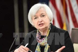 Bộ trưởng Tài chính Mỹ khuyến cáo về vấn đề thuế doanh nghiệp