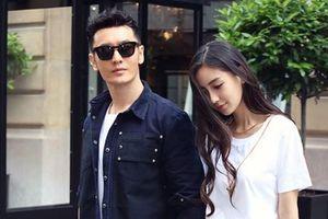 Gia đình nhỏ của Huỳnh Hiểu Minh tiếp tục xảy ra chuyện vì Angelababy đột nhiên 'xuống tóc'?