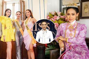 Đối thủ của á hậu Ngọc Thảo bị truy nã sau phát ngôn nhạy cảm tại Miss Grand International