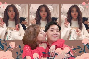 Lén Trấn Thành bắt trend nhảy Tik Tok, biểu cảm của Hari Won khiến fan thích thú