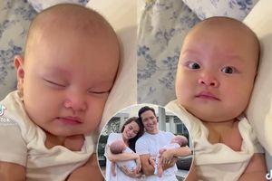 Con trai út nhà Hà Hồ - Leon ngạc nhiên tột độ khi nghe siêu hit 8 tỷ view Baby Shark 'xào nấu' tên mình