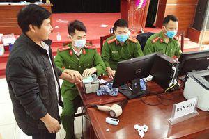 Hà Nội dẫn đầu cả nước với hơn 2 triệu hồ sơ cấp căn cước công dân gắn chíp