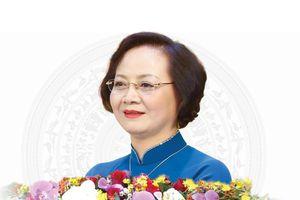 Quốc hội phê chuẩn bà Phạm Thị Thanh Trà giữ chức Bộ trưởng Bộ Nội Vụ