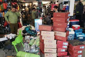 Đà Nẵng: Tạm giữ hơn 2.000 sản phẩm hàng hóa không rõ nguồn gốc xuất xứ