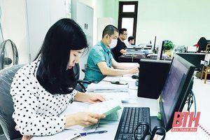 BHXH tỉnh Thanh Hóa tăng cường ứng dụng công nghệ thông tin trong hoạt động nghiệp vụ