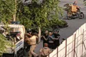 Công an Hà Nội lên tiếng vụ CSGT ẩu đả với người vi phạm giao thông ở quận Bắc Từ Liêm