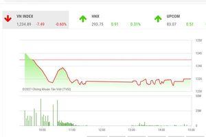 VN-Index sẽ tiếp tục diễn biến giằng co