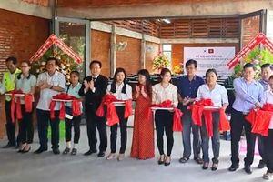 Khánh thành khối văn phòng làm việc Hợp tác xã Bình Phước Xuân