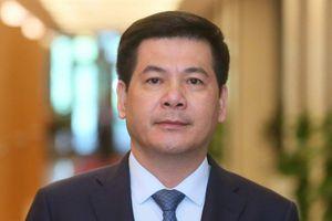 Ông Nguyễn Hồng Diên được Quốc hội phê chuẩn giữ chức vụ Bộ trưởng Bộ Công Thương