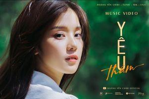 Hoàng Yến Chibi kết hợp với rapper Tlinh trong sản phẩm ca nhạc mới Yêu thầm