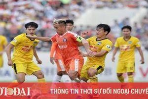Kết quả, Bảng xếp hạng V-League 2021 (8/4): Đánh bại Đà Nẵng, HAGL đòi lại ngôi số 1