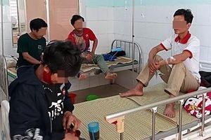Cấp cứu kịp thời 5 người bị ngộ độc nấm rừng