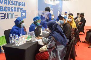 Hơn 13 triệu người Indonesia tiêm vaccine Covid-19, Timor Leste khởi động tiêm chủng