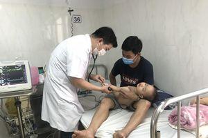 Gia tăng tình trạng trẻ mắc bệnh tay chân miệng độ nặng ở Đắk Lắk