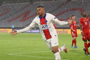 Mbappe: PSG sẽ tấn công Bayern ở lượt về
