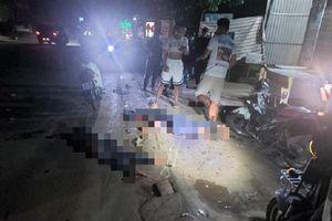 Sơn La: Ba xe máy tông liên hoàn, 4 người thương vong
