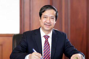 Kỳ vọng tân Bộ trưởng GD&ĐT: Ổn định SGK, nhiều trường đại học vào top thế giới