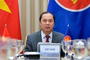 Tăng cường hợp tác ứng phó với đại dịch Covid-19 trong Cộng đồng ASEAN