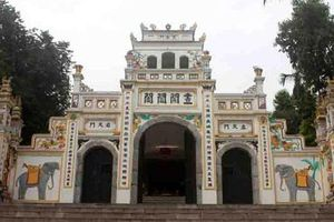 Tu bổ, tôn tạo di tích đền Sái, xã Thụy Lâm, huyện Đông Anh