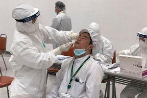 Hà Nội tổ chức 3 đợt xét nghiệm SARS-CoV-2 cho 31.000 nhân viên y tế và người bệnh