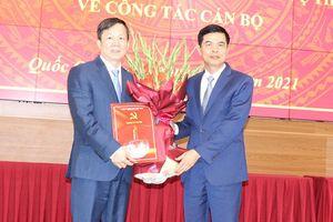 Đồng chí Đàm Công Lợi làm Phó Bí thư Huyện ủy Quốc Oai