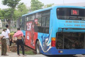 Nhân chứng kể lại vụ xe buýt lao lên vỉa hè, tông chết người đi bộ ở Hà Nội
