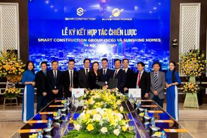 Xây dựng SCG (SCG) sẽ chào sàn UPCoM ngày 12/4 với giá tham chiếu 20.600 đồng